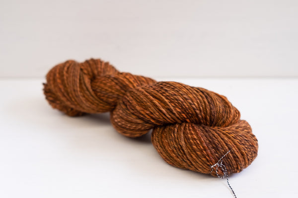 triples worsted - whipped cocoa