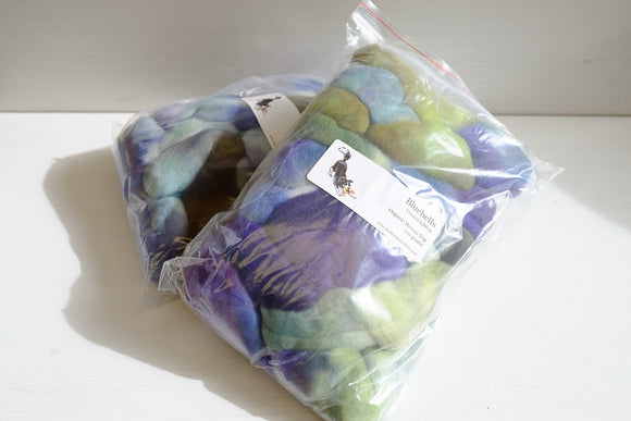 southern cross fibre - bluebells
