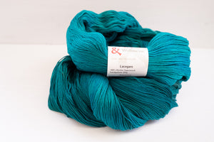 wollmeise lacegarn lace - aquarius