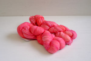 malabrigo yarn lace - mrs dalloway