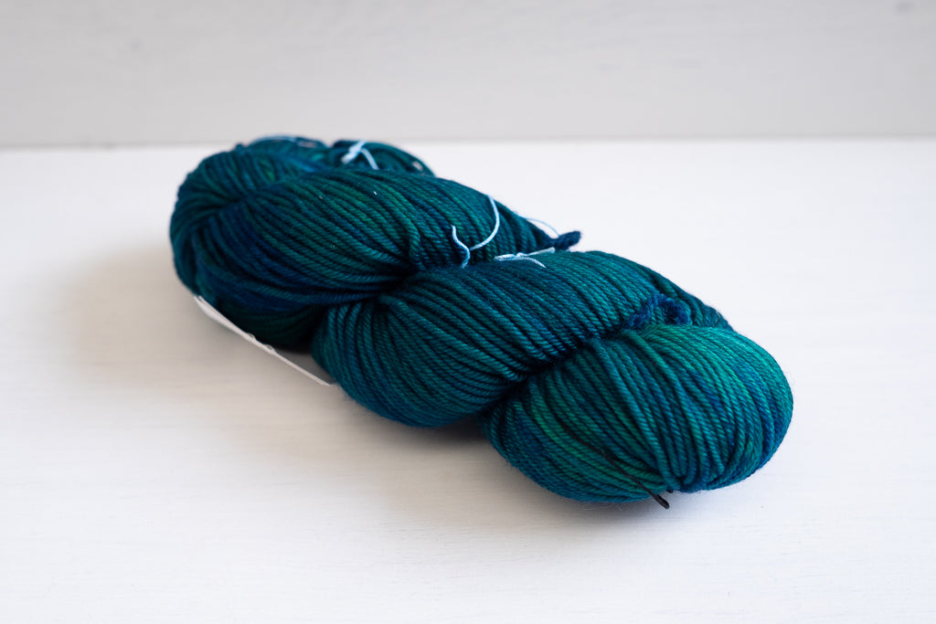 madelinetosh mcn worsted - forestry