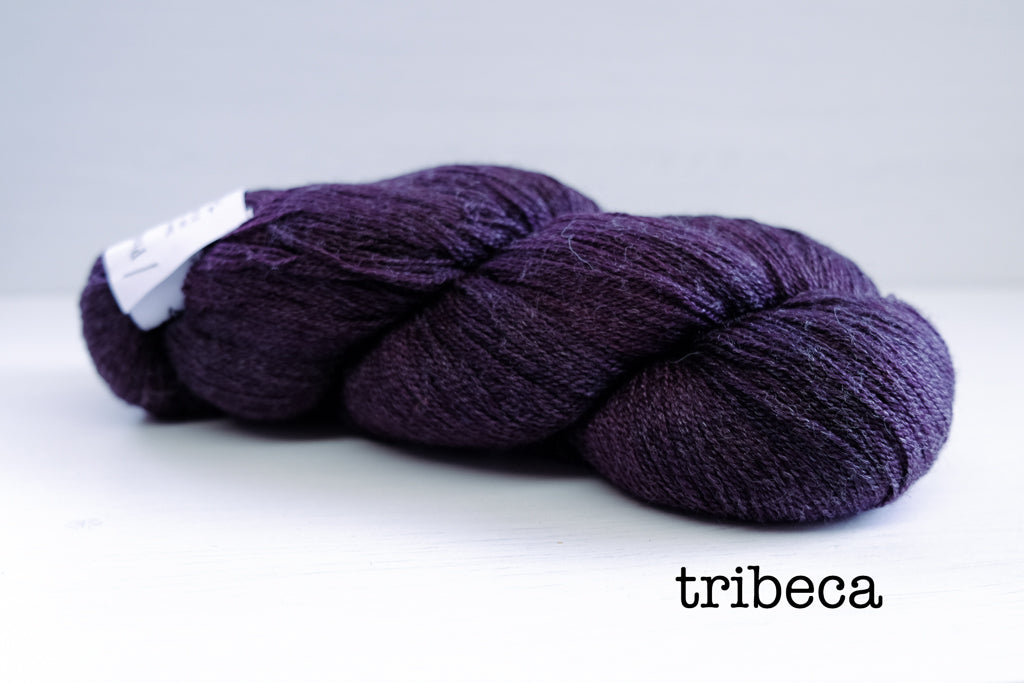 posh yarn diana lace - tribeca