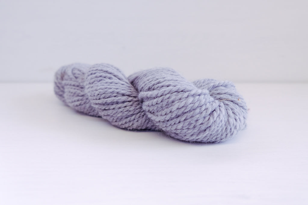 mirasol yarn miski worsted - grey