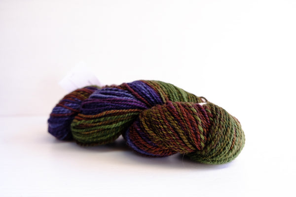 doubles worsted - oak moon