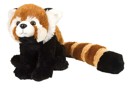 Wild Republic Red Panda Stuffed Animal - 12