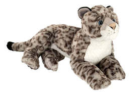 "Wild Republic Laying Snow Leopard Stuffed Animal - 16"" , online toy store india, toys, games for boys, girls & kids 