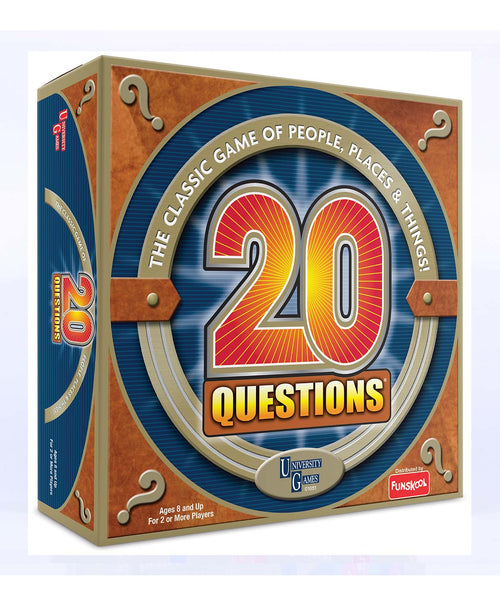 University Games 20 Questions , online toy store india, toys, games for boys, girls & kids | Activity kits for kids | latest games