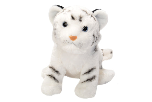 Wild Republic White Tiger Cub Stuffed Animal - 12