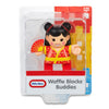 Little Tikes Waffle Blocks Buddies (Characters May vary)