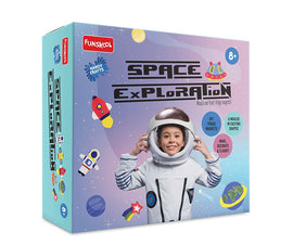 Handy Crafts Space Exploration