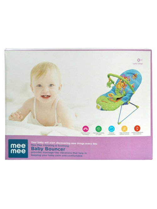Meemee Vibrating & Soothing Baby Bouncer , online toy store india, toys, games for boys, girls & kids | Activity kits for kids | latest games