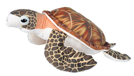 Hawksbill Sea Turtle Stuffed Animal - 20""