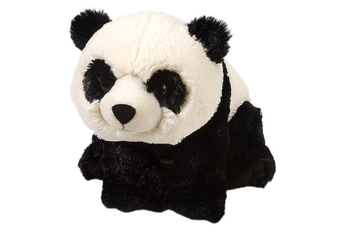 Wild Republic Plush Baby Panda, Black (12-Inch)