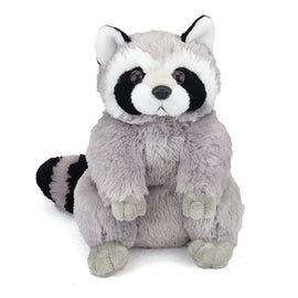 Wild Republic Raccoon Stuffed Animal - 12""