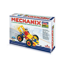 PLASTIC MECHANIX Cars - 1