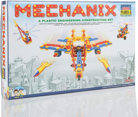 Mechaniz plastic Planes-3