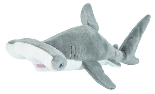 Wild Republic Hammerhead Shark Stuffed Animal - 15