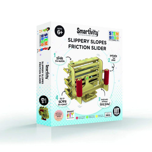 Smartivity Slippery Slopes Friction Slider