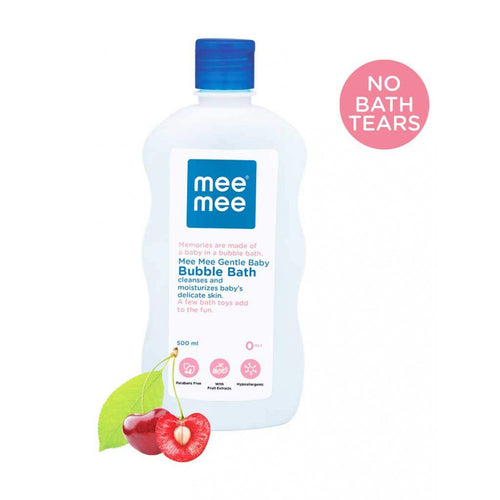 GENTLE BUBBLE BATH WITH FRUIT EXTRACTS 500ML