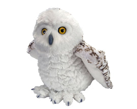 Wild Republic Snowy Owl Stuffed Animal - 12""