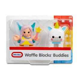 Little Tikes Waffle Blocks Buddies Double