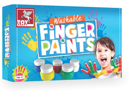 Washable Finger Paints