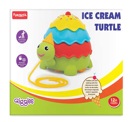 Giggles Ice Cream Turtle