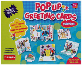 Pop Up Greeting Cards Making Kit