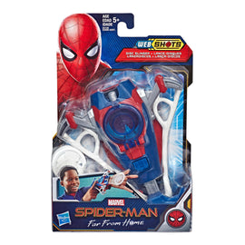 Spider-Man Web Shots Disc Slinger Blaster