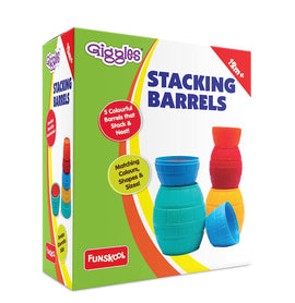 Giggles Stacking Barrels