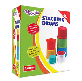 Giggles Stacking Drums