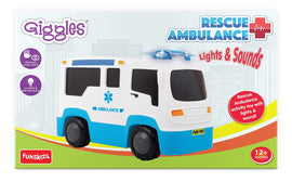 Giggles Rescue Ambulance