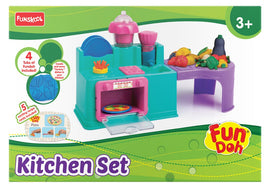Fun Dough Kitchen Set