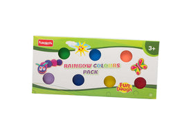 Fundough Rainbow Colours Pack