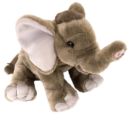 Wild Republic Baby Elephant Stuffed Animal - 12
