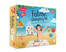 Handy Crafts Fabric Stamping Kit