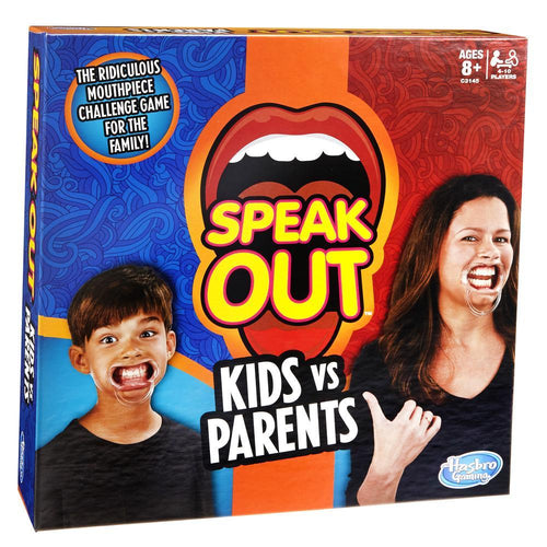 Speakout Kids Vs Parents