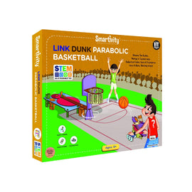 Smartivity Link Dunk Parabolic Basketball