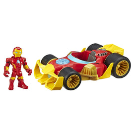 Marvel Super Hero Adventures Iron Man Speedster