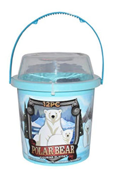 WILD REPUBLIC ADVENTURE BUCKET SET - POLAR BEAR