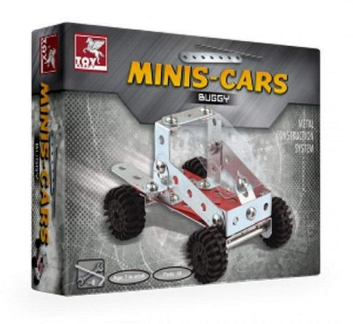 M'TEK MINI CARS (Assortment)