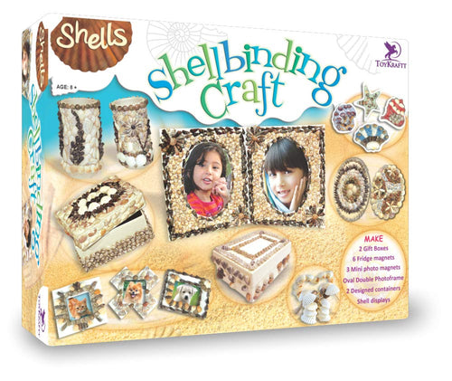 Shells Shellbinding Craft