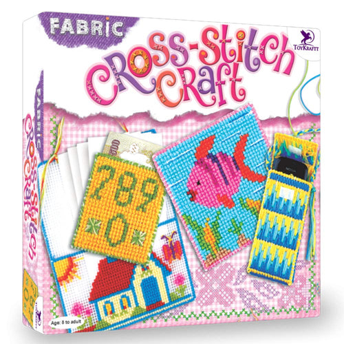 Fabric Cross Stitch Craft