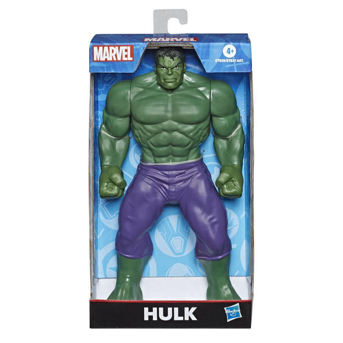 Marvel Hulk Toy 9.5-inch Scale Collectible Super Hero Action Figure