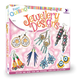 Paper Quilling Jewellery Designs