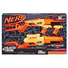 Nerf Alpha Strike Lynx SD-1 & Stinger SD-1