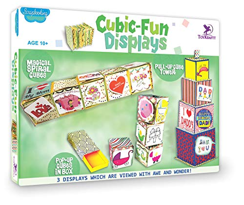 Toykraft Cubic Fun Displays