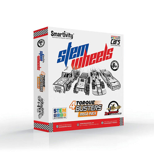 Smartivity 4 Torque Busters Mega Pack