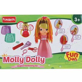 Fun Doh Molly Dolly