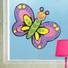 Fleximos Window Art Butterfly